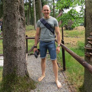 Daniel: B-Mind Green Belt Coach, Sport en beweging, Meditatie en Mindfulness